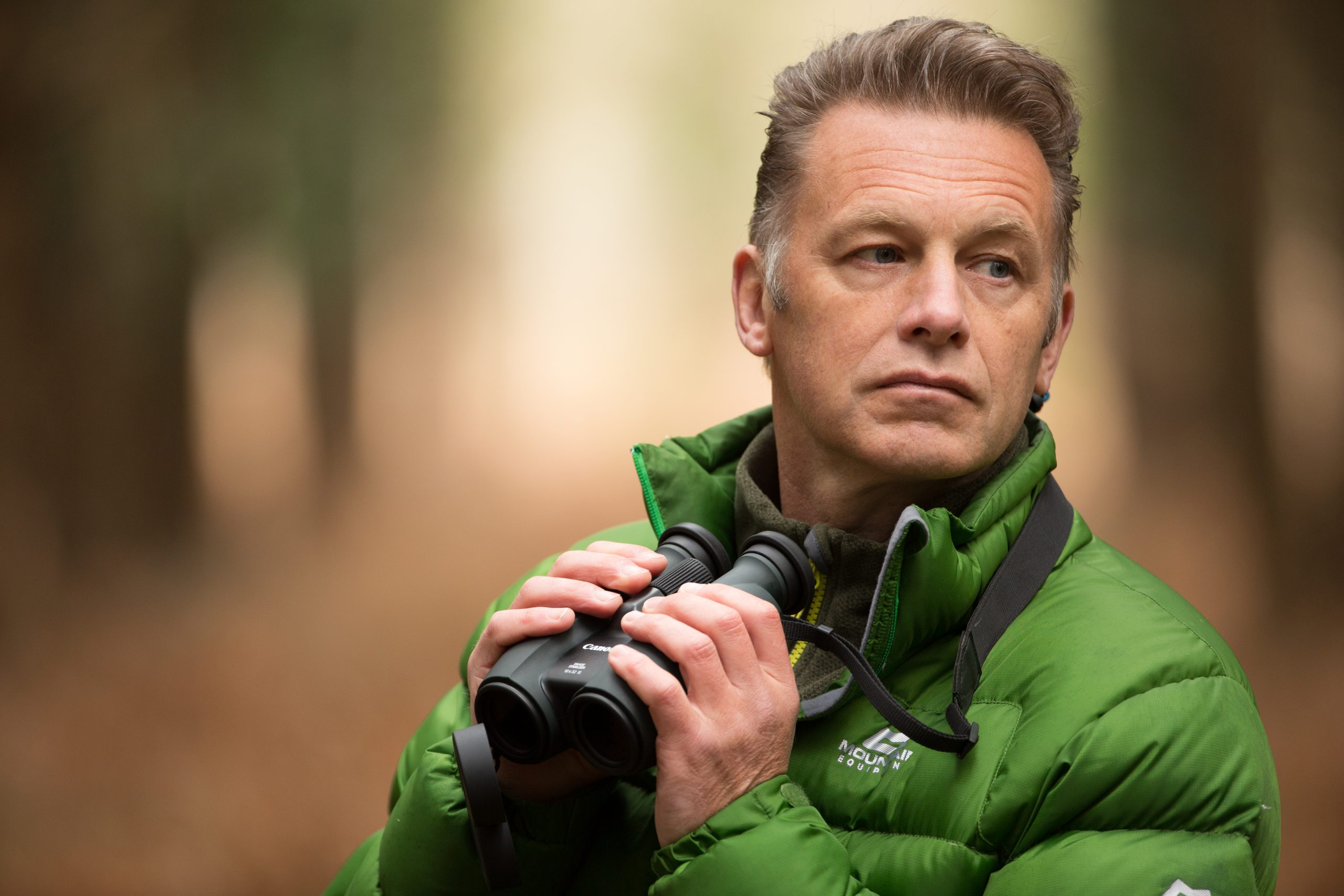 Chris Packham: New Big 5 podcast